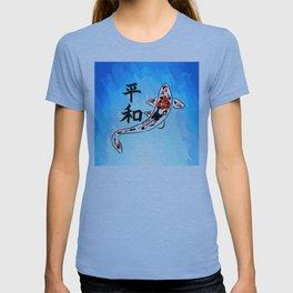 Peace Koi T-shirt