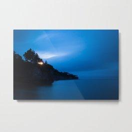 Early Light Over Fundy.  Canada Creek, Nova Scotia. Metal Print