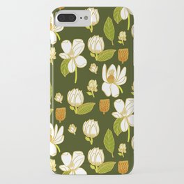 Sweet Magnolia iPhone Case