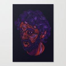 Pau! Canvas Print