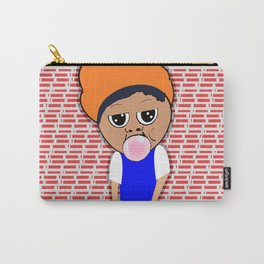 Don't Burst my Bubble Carry-All Pouch