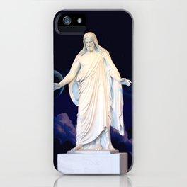 LDS Christus iPhone Case