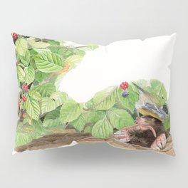 The Little Blue Jay Pillow Sham