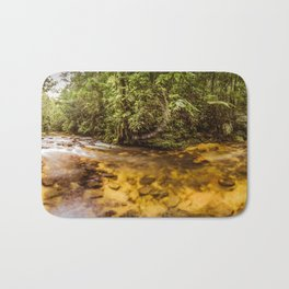 Forest Panorama Bath Mat