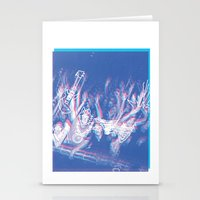 concert Stationery Cards featuring CONCERT by TOO MANY GRAPHIX