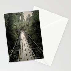 Forest Bridge Stationery Cards