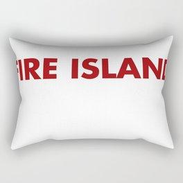 FIRE ISLAND Rectangular Pillow