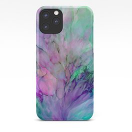 ALCOHOL INK Cvb iPhone Case