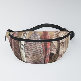The Fabric of Life Fanny Pack