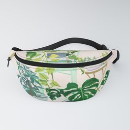 House plants Fanny Pack