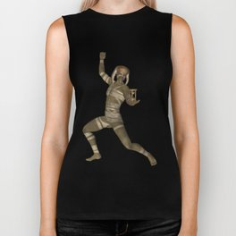 Time is running out Biker Tank