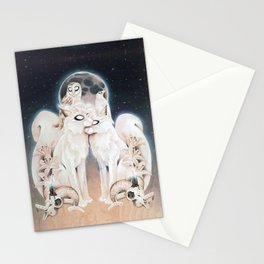 Just Us Stationery Cards