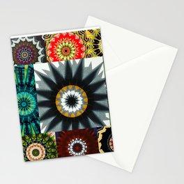 Kaleidoscope Photo Art Stationery Cards
