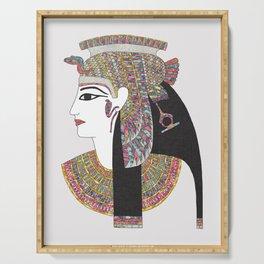 EGYPTIAN GODDESS Serving Tray