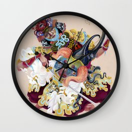 Reforge, Don't Vanquish! Wall Clock