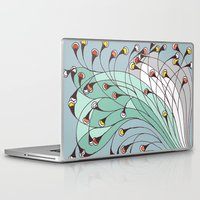 the lights Laptop & iPad Skins featuring lights by colli1 3designs