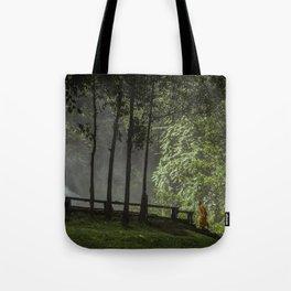Serenity Walks Tote Bag