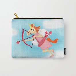 Cupid Unicorn V02 Carry-All Pouch