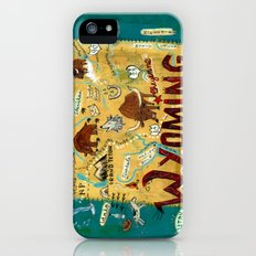 WYOMING iPhone (5, 5s) Slim Case