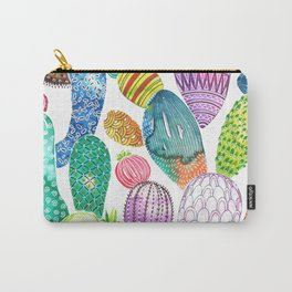 Cactus King Carry-All Pouch