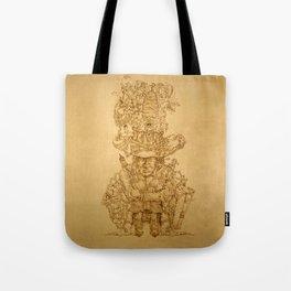 SPIRIT OF TRAVEL Tote Bag