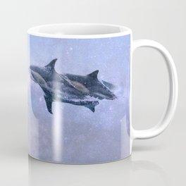Surfing the Milky Way Coffee Mug