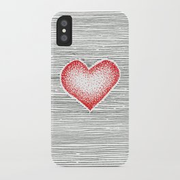 I love you this much iPhone Case