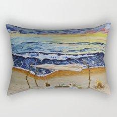 The Invitation Rectangular Pillow