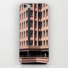 Urban loneliness iPhone Skin