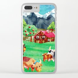 Tirol Clear iPhone Case