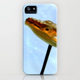 I Had A Hunch-back iPhone Case