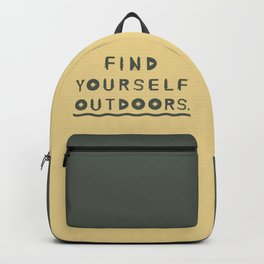 F/ND YOURSELF Backpack