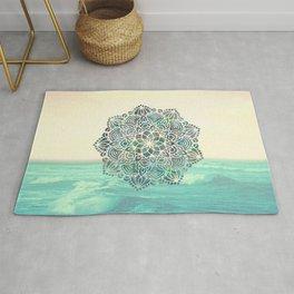 Mandala Mermaid Oceana Rug