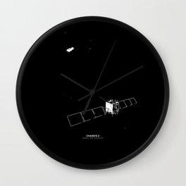 CHANG'E 2 Wall Clock