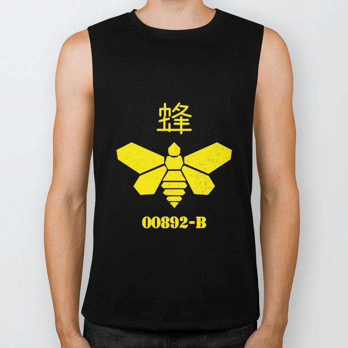 Heisenberg - Breaking Bad 892B Golden Moth Biker Tank