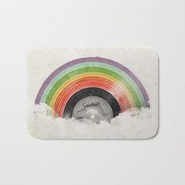 Rainbow Classics Bath Mat