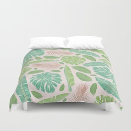 Tropical Prep Duvet Cover