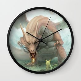 Pokémon Wall Clock