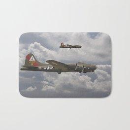 B17 - 511 Squadron Bath Mat