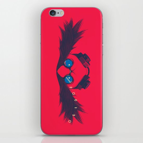 Dr. Robotnik & Sonic iPhone & iPod Skin