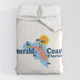 Emerald Coast - Florida . Comforters