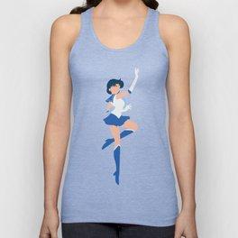 Sailor Mercury (Light Blue) Unisex Tank Top
