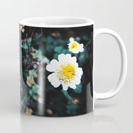 WhiteFlower Coffee Mug