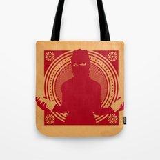 RED VANDALIZM Tote Bag
