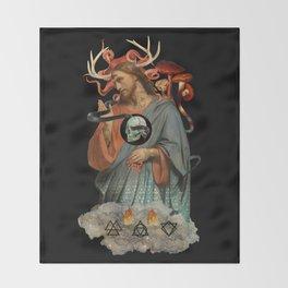 Phantoms Vice Throw Blanket