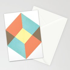 You don't have to say anything at all Stationery Cards