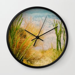 High Desert Wall Clock
