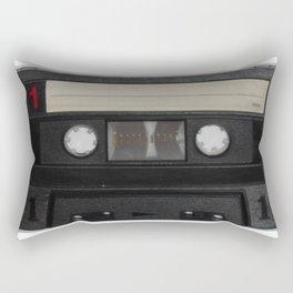 Cassette Tape Rectangular Pillow