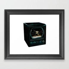 Suplex-1 Framed Art Print