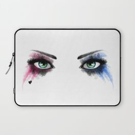 Look of Madness Laptop Sleeve